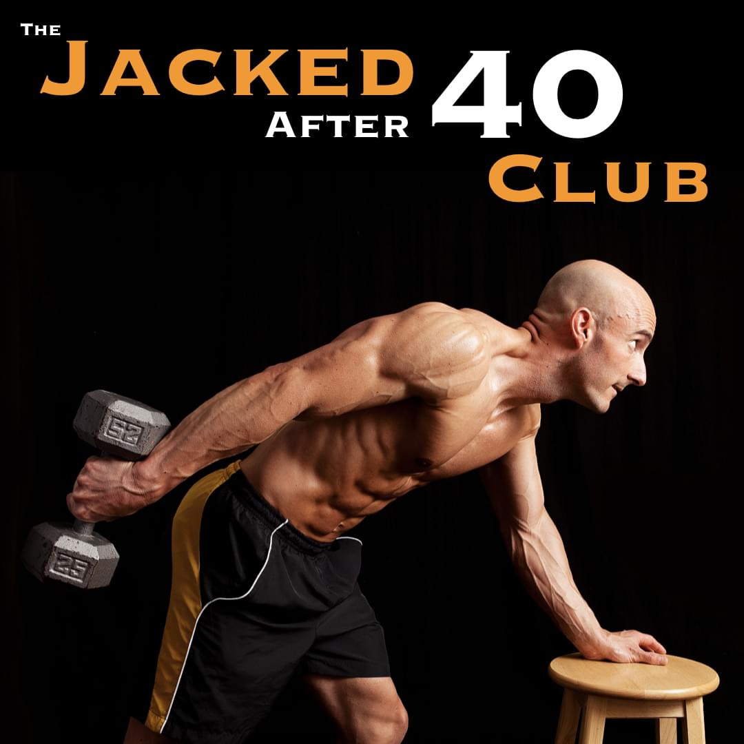 Jacked After 40 Club