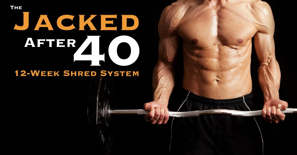 Jacked After 40 Shred System