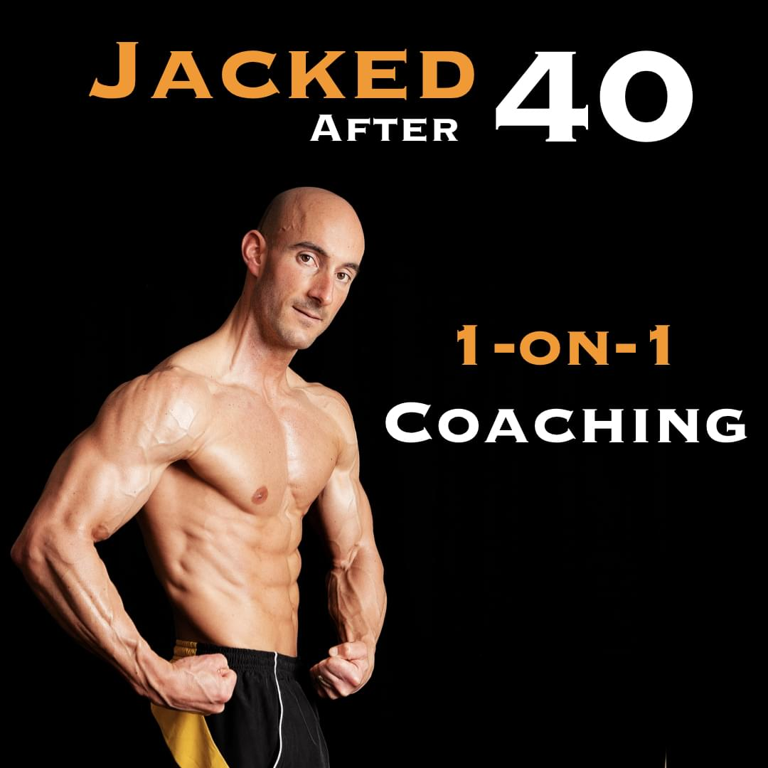 Jacked After 40 One-on-One Coaching